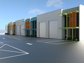 Factory, Warehouse & Industrial commercial property sold at 6/33 Milgate Drive Mornington VIC 3931