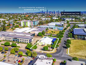 Medical / Consulting commercial property for sale at 24 Southgate Avenue, (Cnr of Corporate Drive) Cannon Hill QLD 4170