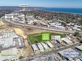 Factory, Warehouse & Industrial commercial property sold at 71-77 Miles Grove Seaford VIC 3198