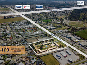 Development / Land commercial property for sale at 115-123 Northern Highway Echuca VIC 3564