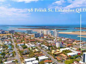 Development / Land commercial property for sale at 96-98 Frank Street Labrador QLD 4215