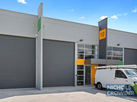Factory, Warehouse & Industrial commercial property sold at 10/47 Wangara Road Cheltenham VIC 3192