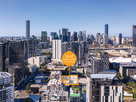 Development / Land commercial property for sale at 13-17 Cordelia Street South Brisbane QLD 4101