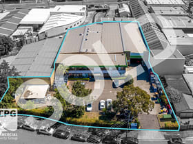 Factory, Warehouse & Industrial commercial property for sale at 8 Frazer Street Lakemba NSW 2195
