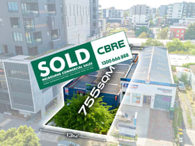 Development / Land commercial property sold at 10 Nelson Road Box Hill VIC 3128