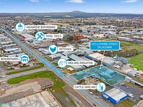 Factory, Warehouse & Industrial commercial property for sale at 1013 Latrobe Street Delacombe VIC 3356