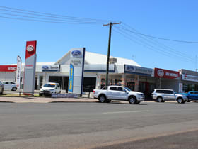 Factory, Warehouse & Industrial commercial property for sale at 18-24 Hawthorne Street Roma QLD 4455