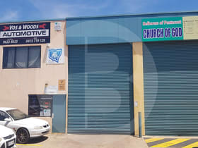 Factory, Warehouse & Industrial commercial property for sale at 3/1-3 CARNEGIE PLACE Blacktown NSW 2148