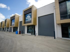 Factory, Warehouse & Industrial commercial property for lease at 8/573 Burwood Highway Knoxfield VIC 3180