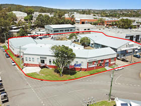 Factory, Warehouse & Industrial commercial property for sale at 6 & 8 Enterprise Street Salisbury QLD 4107