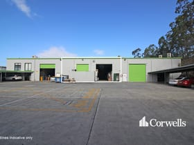 Factory, Warehouse & Industrial commercial property for sale at 2/24 Palings Court Nerang QLD 4211