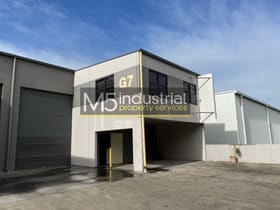 Industrial / Warehouse commercial property for sale at G7/5-7 Hepher Road Campbelltown NSW 2560
