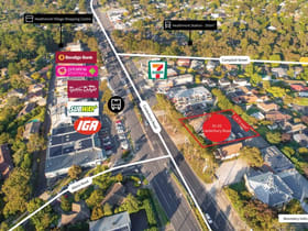 Development / Land commercial property for sale at 91-93 Canterbury Road Heathmont VIC 3135