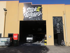 Industrial / Warehouse commercial property for sale at 6/76-80 Hutchinson Street Burleigh Heads QLD 4220