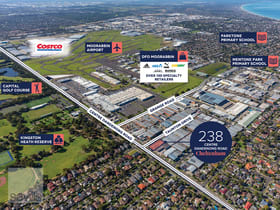Development / Land commercial property for sale at 238 Centre Dandenong Road Cheltenham VIC 3192