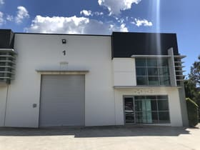 Factory, Warehouse & Industrial commercial property for lease at 1/25 Depot  Street Banyo QLD 4014