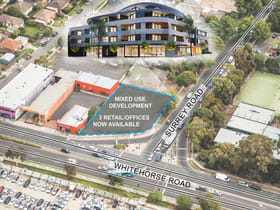 Offices commercial property for lease at 173-175 Whitehorse Road Blackburn VIC 3130