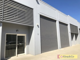 Factory, Warehouse & Industrial commercial property for sale at 11/42 Burnside Road Ormeau QLD 4208