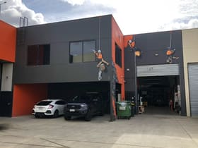 Factory, Warehouse & Industrial commercial property for sale at 4/300 Macaulay Road North Melbourne VIC 3051