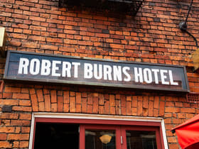 Hotel, Motel, Pub & Leisure commercial property for sale at ROBERT BURNS HOTEL/376 Smith Street Collingwood VIC 3066