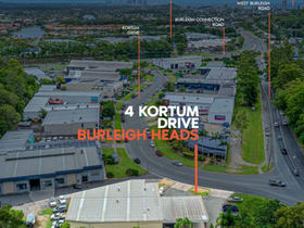 Development / Land commercial property sold at 4 Kortum Drive Burleigh Heads QLD 4220