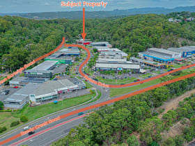 Showrooms / Bulky Goods commercial property sold at 4 Kortum Drive Burleigh Heads QLD 4220