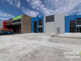 Factory, Warehouse & Industrial commercial property for sale at 1 & 2/6 Hi-Tech Place Seaford VIC 3198