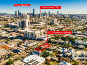 Medical / Consulting commercial property for sale at 17 Overend Street East Brisbane QLD 4169