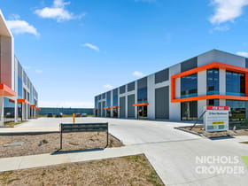 Factory, Warehouse & Industrial commercial property for sale at 4/16-18 Hamersley Drive Clyde North VIC 3978