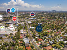 Development / Land commercial property for sale at 44-46 Cinderella Drive Springwood QLD 4127