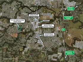 Development / Land commercial property for sale at 116-140 Caboolture River Road Morayfield QLD 4506