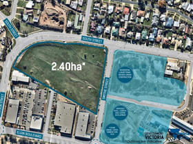 Development / Land commercial property for sale at 47-49 South Street Wodonga VIC 3690