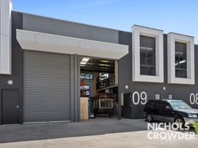 Factory, Warehouse & Industrial commercial property for sale at 9/337 Bay Road Cheltenham VIC 3192