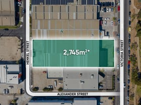 Factory, Warehouse & Industrial commercial property for sale at 411-413 Victoria Street Brunswick VIC 3056