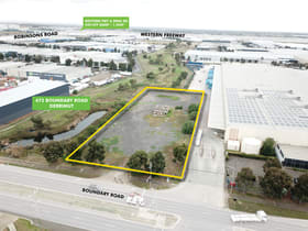 Development / Land commercial property for sale at 472 Boundary Road Derrimut VIC 3026