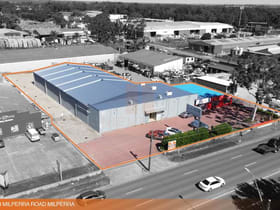 Factory, Warehouse & Industrial commercial property for sale at Warehouse + Showroom/258 Milperra Road Milperra NSW 2214
