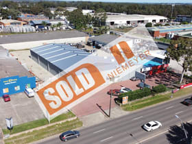 Development / Land commercial property sold at Warehouse + Showroom/258 Milperra Road Milperra NSW 2214
