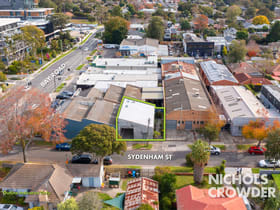Factory, Warehouse & Industrial commercial property for sale at 1A Sydenham Street Sandringham VIC 3191