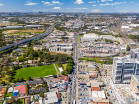 Factory, Warehouse & Industrial commercial property for sale at 1 Cowper Street Granville NSW 2142