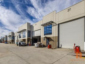 Factory, Warehouse & Industrial commercial property for sale at Unit 27/45 Powers Road Seven Hills NSW 2147
