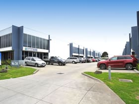 Factory, Warehouse & Industrial commercial property sold at Unit 15/34 Christensen Street Cheltenham VIC 3192