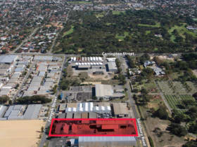 Factory, Warehouse & Industrial commercial property sold at 17 Sainsbury O'connor WA 6163