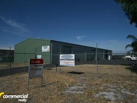 Industrial / Warehouse commercial property sold at 18 Piggott Drive Australind WA 6233