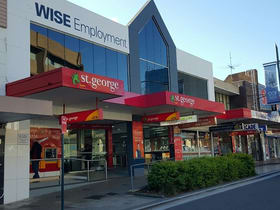 Offices commercial property for lease at LG/159 Queen Street Campbelltown NSW 2560