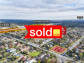 Development / Land commercial property sold at 86-88 Springvale Road Nunawading VIC 3131