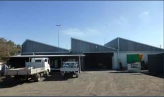 High Clearance Warehousing