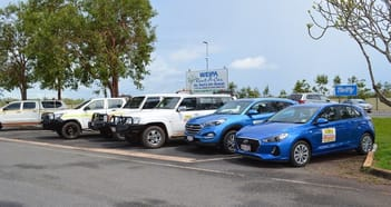 Automotive & Marine Business in Weipa