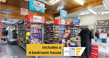 Convenience Store Business in Ouse