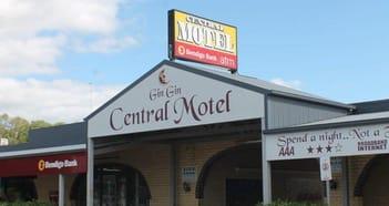 Motel Business in Gin Gin