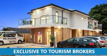 Accommodation & Tourism Business in Tullamarine